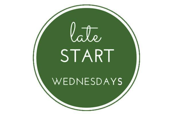 View this year's Late Start Schedule Thumbnail Image