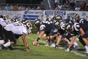 pic of Knoch football players
