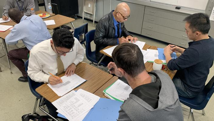 teachers in action