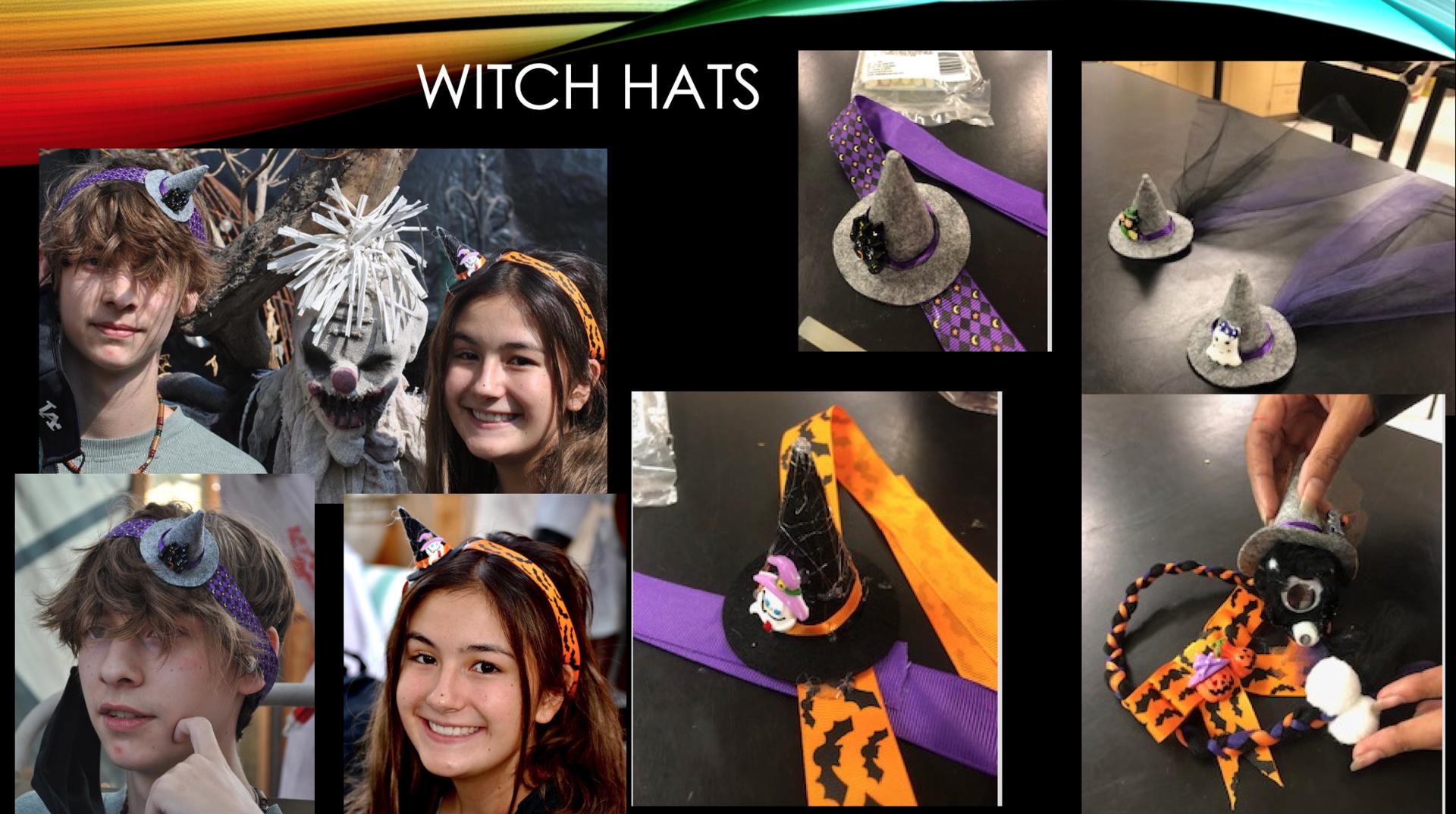 Witch hat craft
