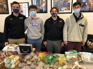 Xavier bake sale to benefit Texas
