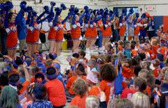 Homecoming at Primary School Image