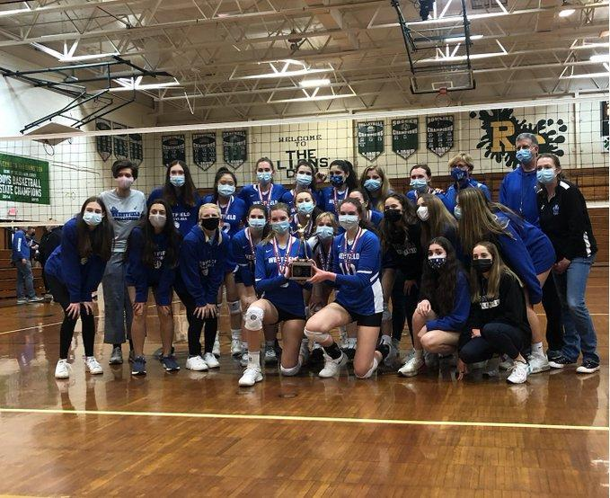 Girls Varsity & JV Volleyball UCIAC Champions!