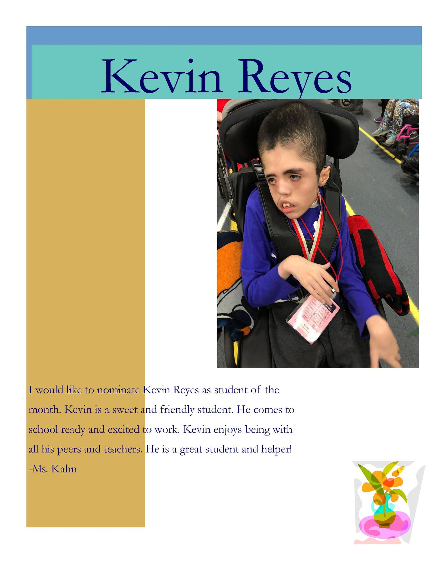 Image of Kevin