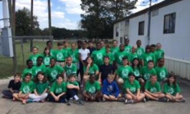 Grand Coteau Elementary celebrates National 4-H Week
