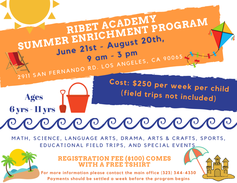 NOW TAKING APPLICATIONS - Elementary Summer Enrichment Camp! Featured Photo