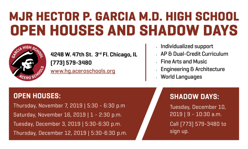 Click Here for Open House and Shadow Day Dates Featured Photo