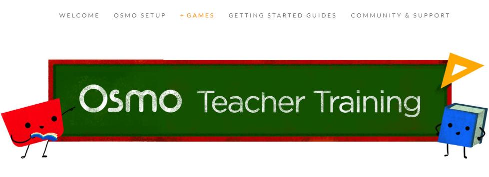 OSmo Teacher Training