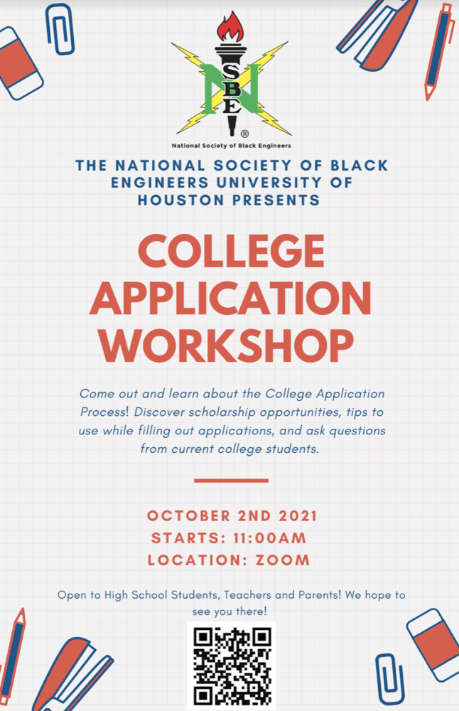 College App Workshop