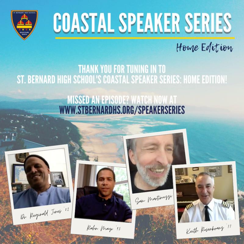Coastal Speaker Series Featured Photo