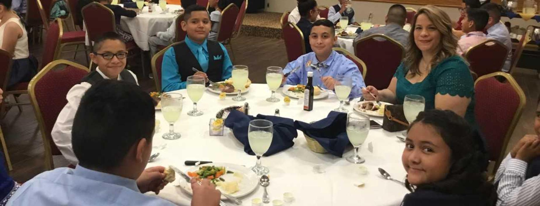 5th Grade Banquet