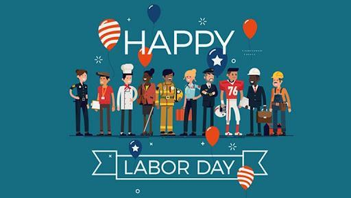 September 6th - Labor Day,  School Holiday Featured Photo