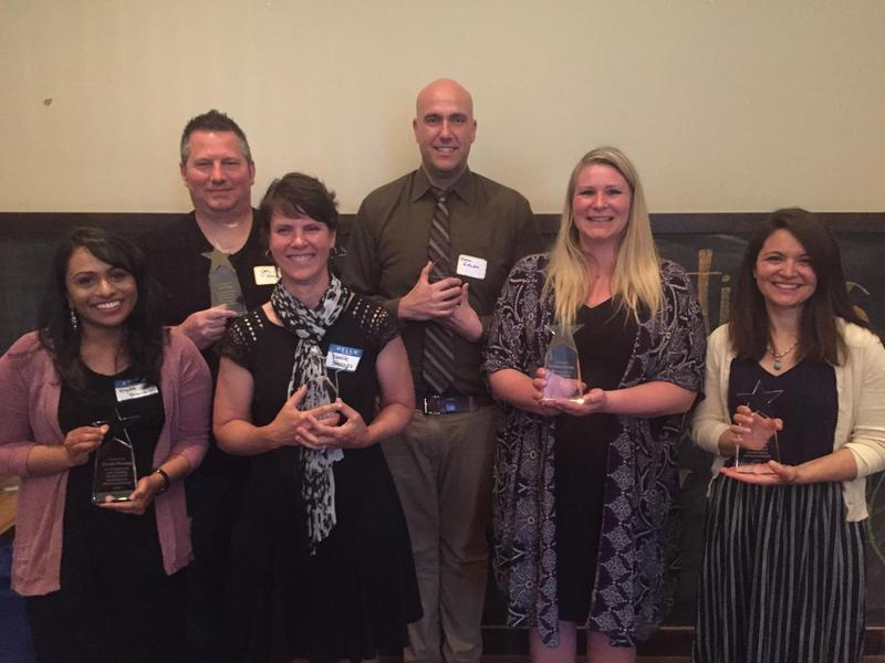 Shorewood Excellence in Teaching Award Recipients, June 2018