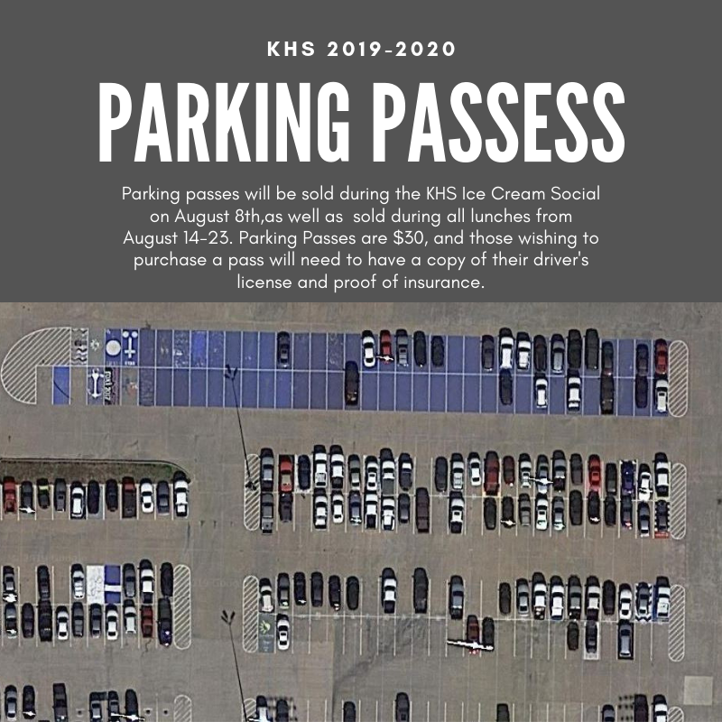 2019-2020 Parking Passes Featured Photo