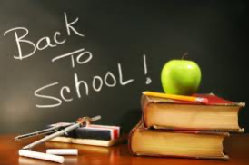 Back To School Information from Principal Ahrens Thumbnail Image