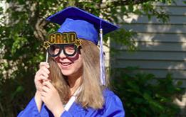 grad with grad classes on happy graduate