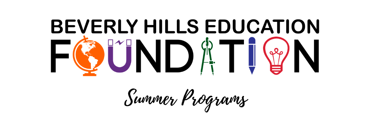 BHEF Summer Programs Logo