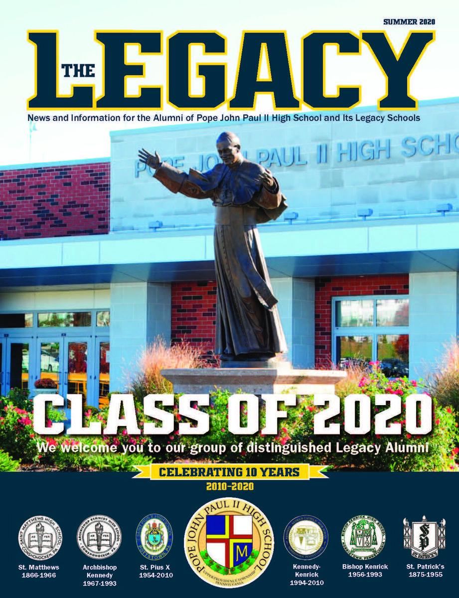 Summer 2020 Legacy