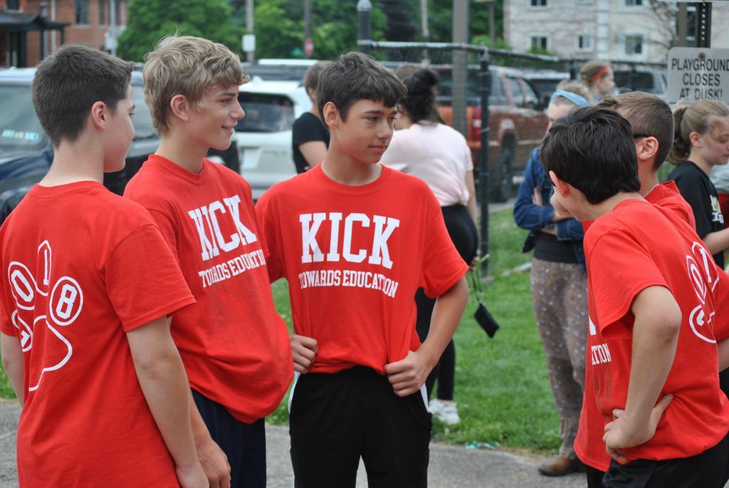 Kickball 2018