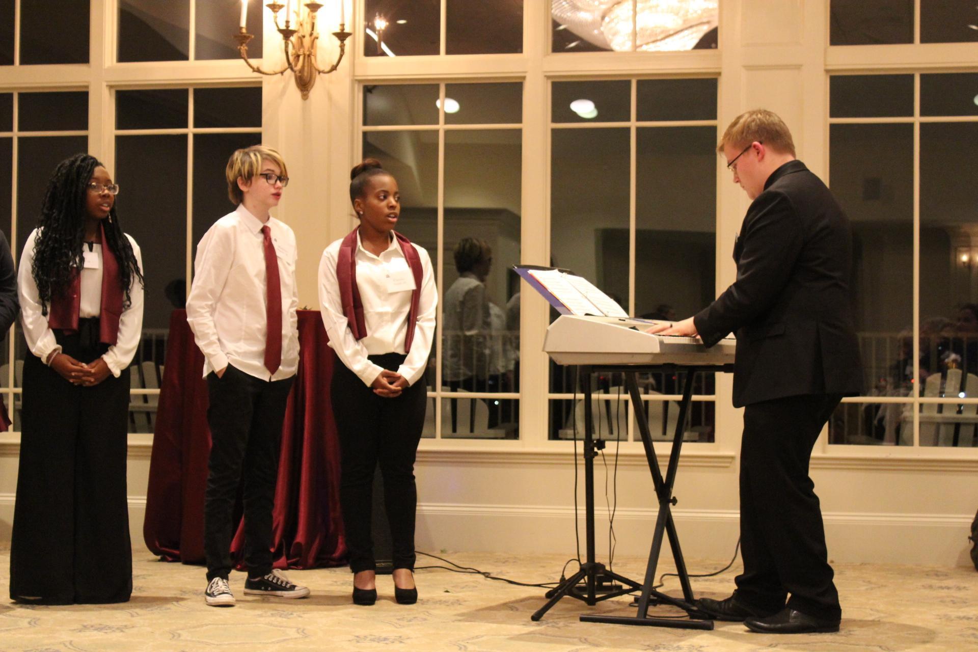 SSCA Upper School Choir