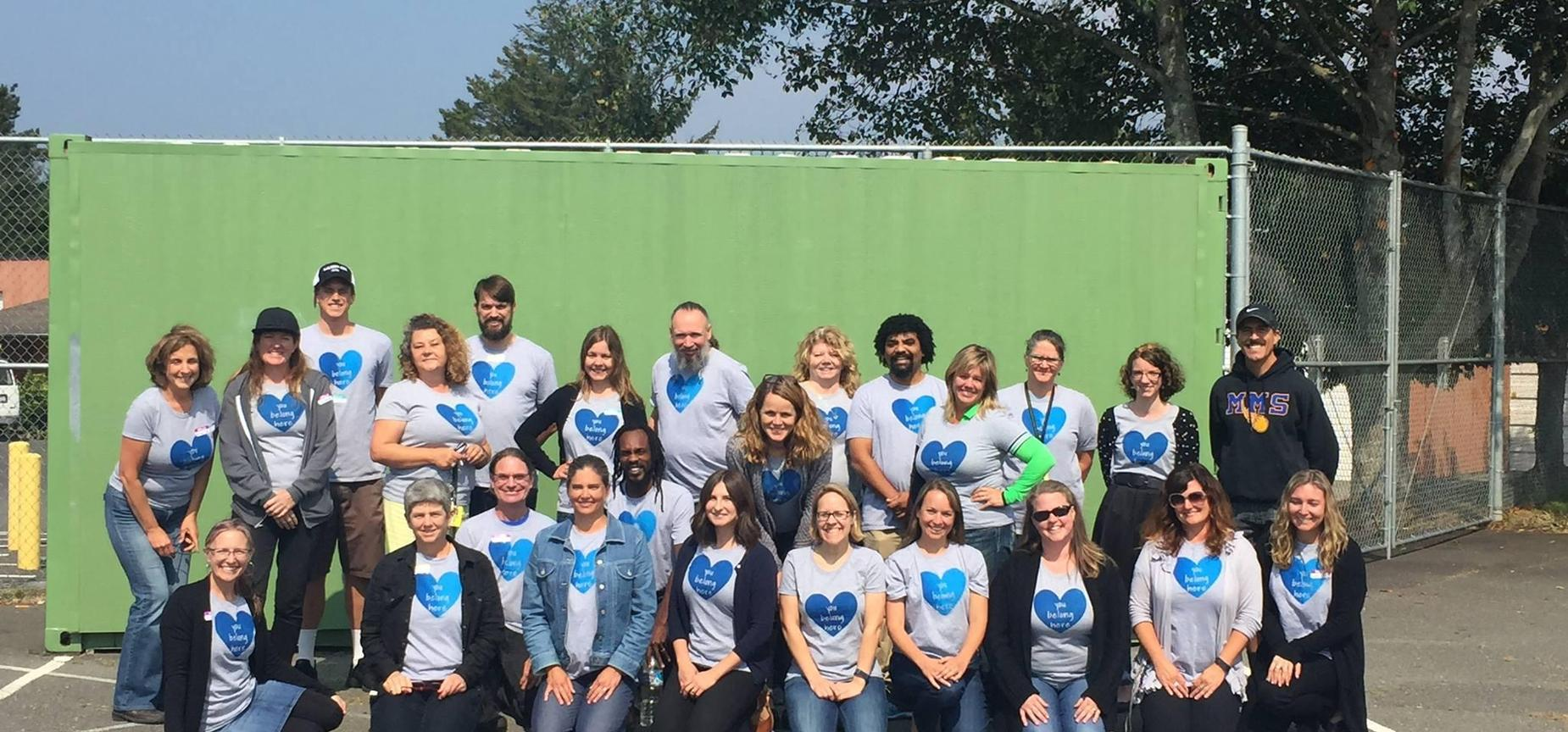 Picture of MMS staff.