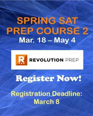 SAT Course 2