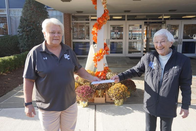 Shelly Jacques celebrates her 40th Service Anniversary at Union Catholic Thumbnail Image