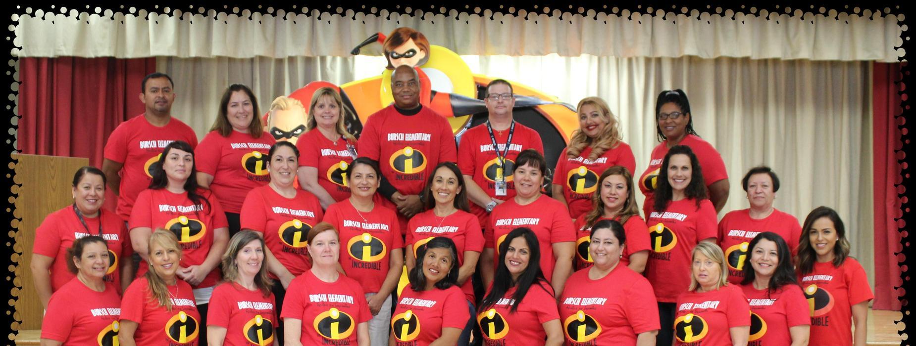 Picture of Bursch teachers