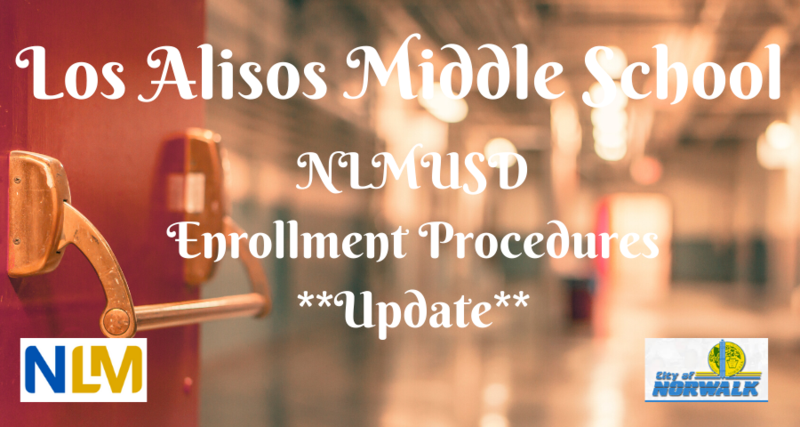 NLMUSD Enrollment Procedures Featured Photo