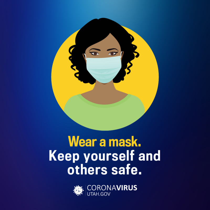 Wear your mask. Keep yourself and others safe.