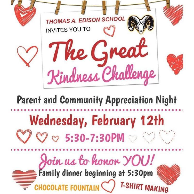 great kindness challenge invitation