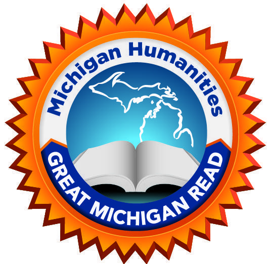 Logo for the Great Michigan Read