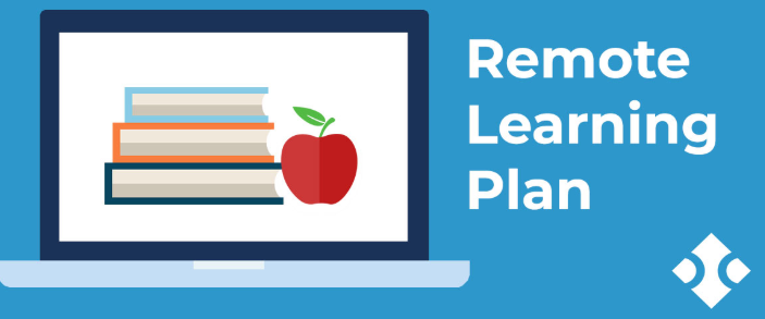Remote Learning Plans Featured Photo