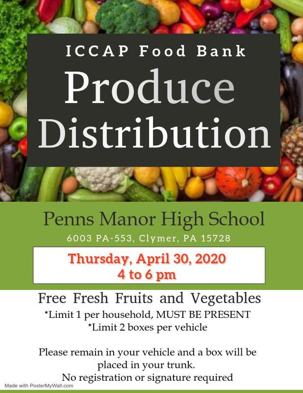 ICCAP Produce Distribution