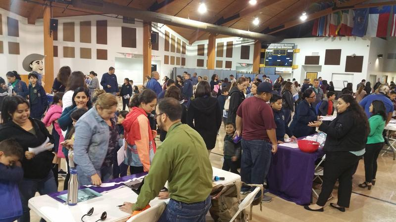 Vanguard GEARUP and Parental Involvements Events Kick-Off with great success!!! Featured Photo