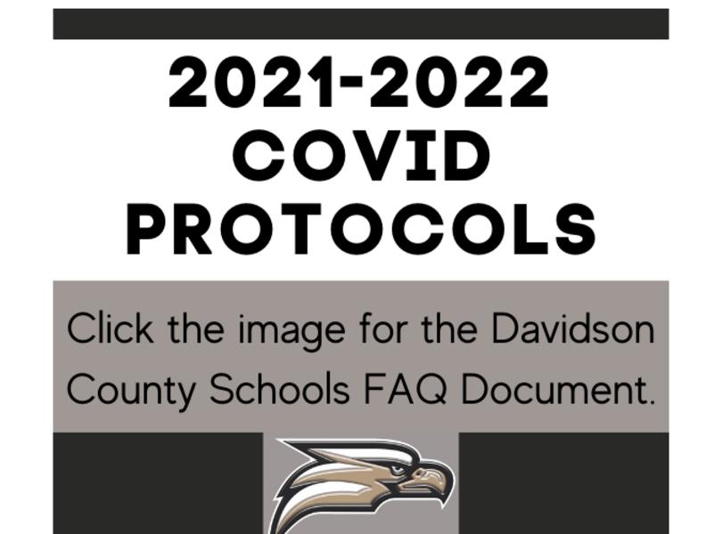 2021-2022 Covid Protocols FAQ Document