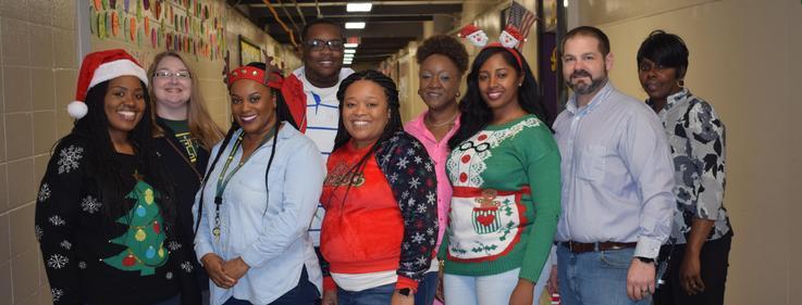Denman Staff Holiday Celebration 2018