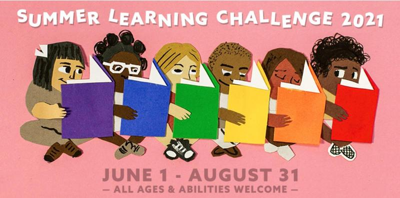 Principal's Bulletin: Summer Reading Challenge Featured Photo