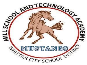 Mill school logo