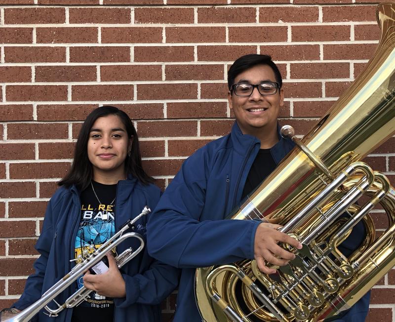 Natassha and Victor