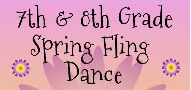 7th/8th Grade Spring Dance Thumbnail Image