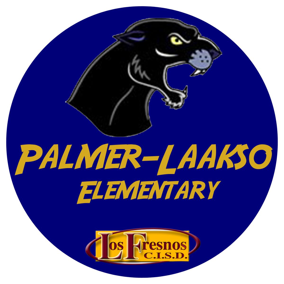 Palmer-Laakso Elementary School logo