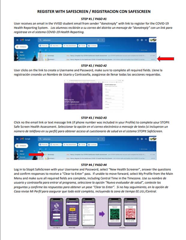 SafeScreen Steps Thumbnail Image