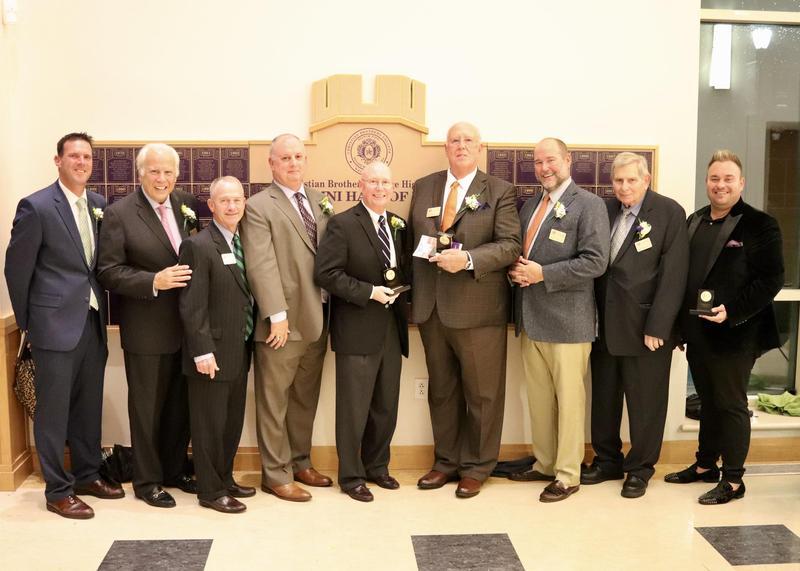 2019 Alumni Hall of Fame class