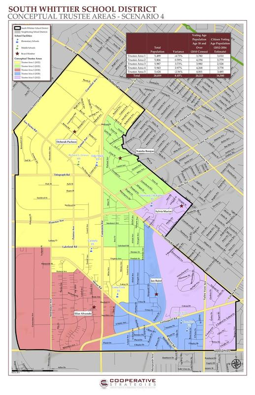 SWSD District Board Adopts Trustee Area Elections, Selects Map Scenario 4 Featured Photo