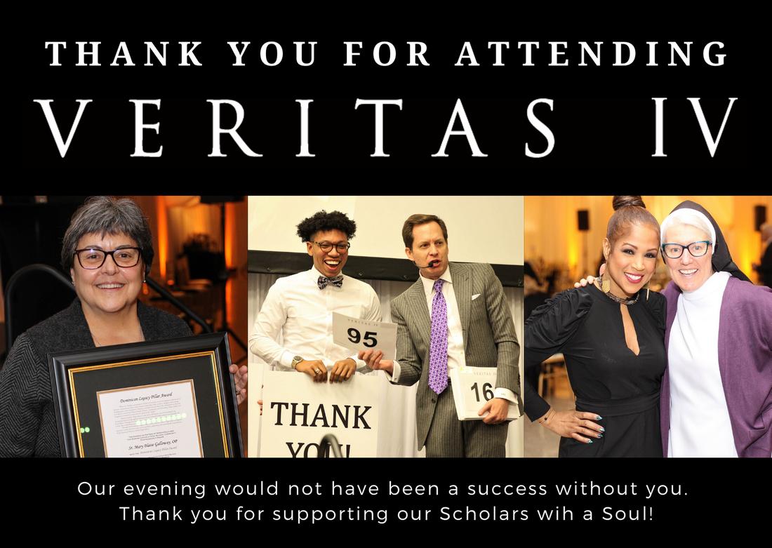 Veritas Thank-You