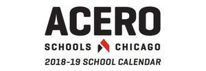 acero school calendar