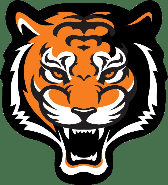 Houghton-Kearney Tiger Logo