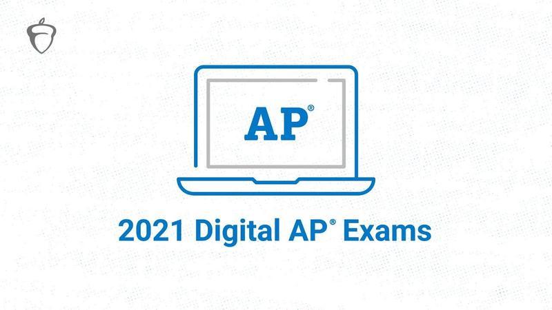 digital ap exams