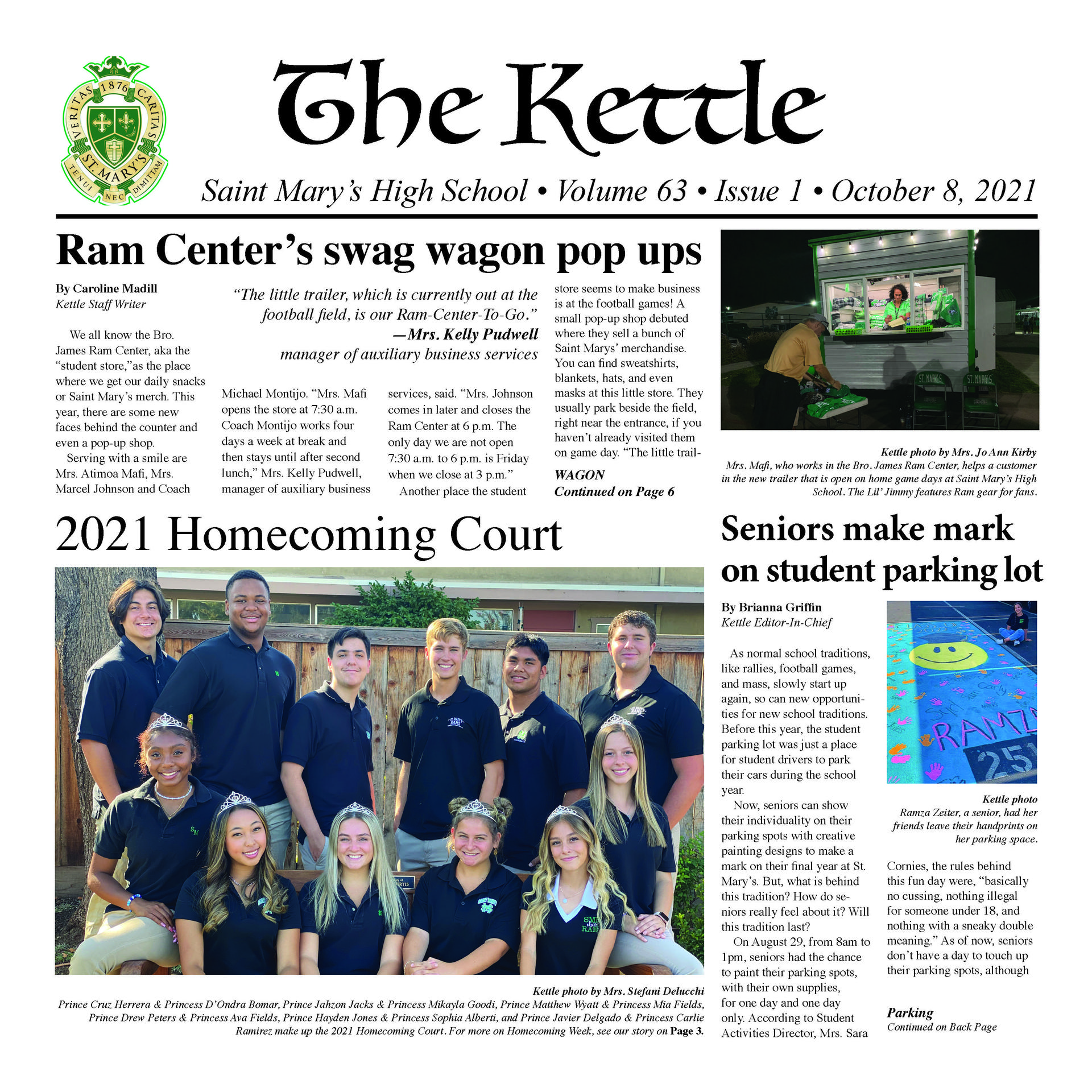 kettle front page